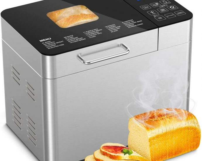 Which Are The Predominant Gains Of Bread Maker Reviews