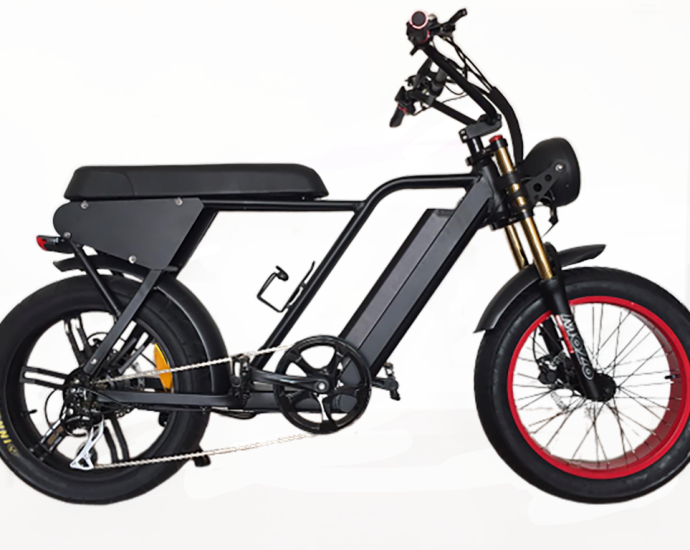 Ideal Electric Mobility Scooter