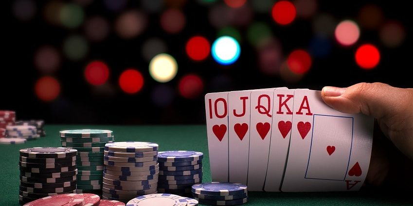 Online Gambling: An Extremely Simple Technique That Works For All