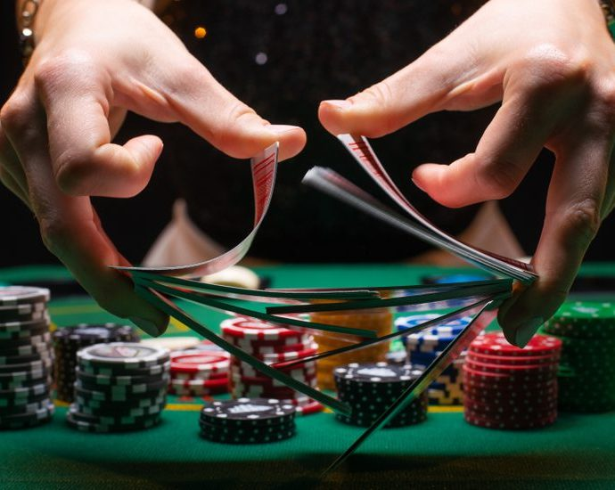 Ten Online Casino Issues And how To solve Them